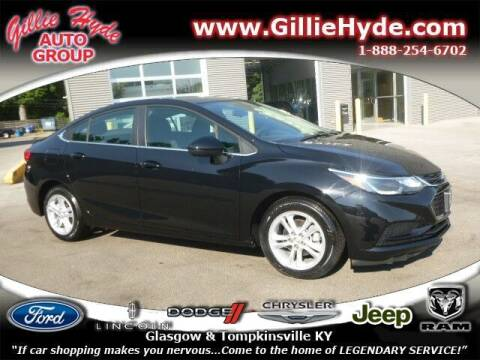 2017 Chevrolet Cruze for sale at Gillie Hyde Auto Group in Glasgow KY