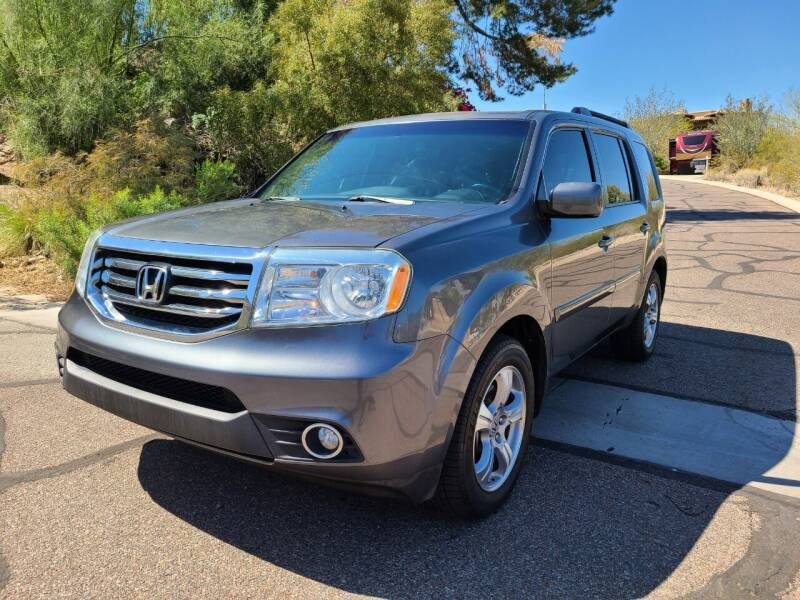 2013 Honda Pilot for sale at BUY RIGHT AUTO SALES in Phoenix AZ