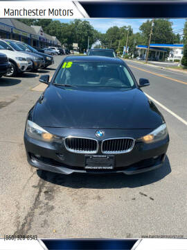 2013 BMW 3 Series for sale at Manchester Motors in Manchester CT