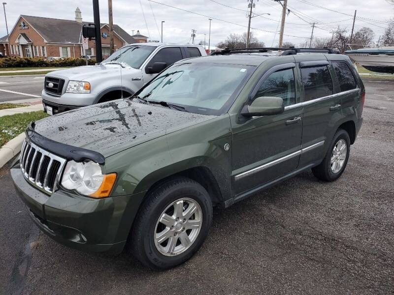 2008 Jeep Grand Cherokee for sale at Towne Auto Sales in Medina OH