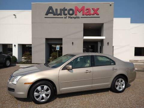 2007 Ford Fusion for sale at AutoMax of Memphis - Darrell James in Memphis TN