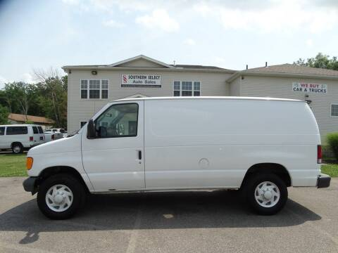 2007 Ford E-Series Cargo for sale at SOUTHERN SELECT AUTO SALES in Medina OH