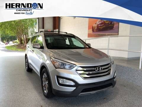 2015 Hyundai Santa Fe Sport for sale at Herndon Chevrolet in Lexington SC