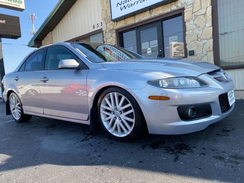 Used 2007 Mazda Mazdaspeed6 For Sale In San Jose Ca Carsforsale Com