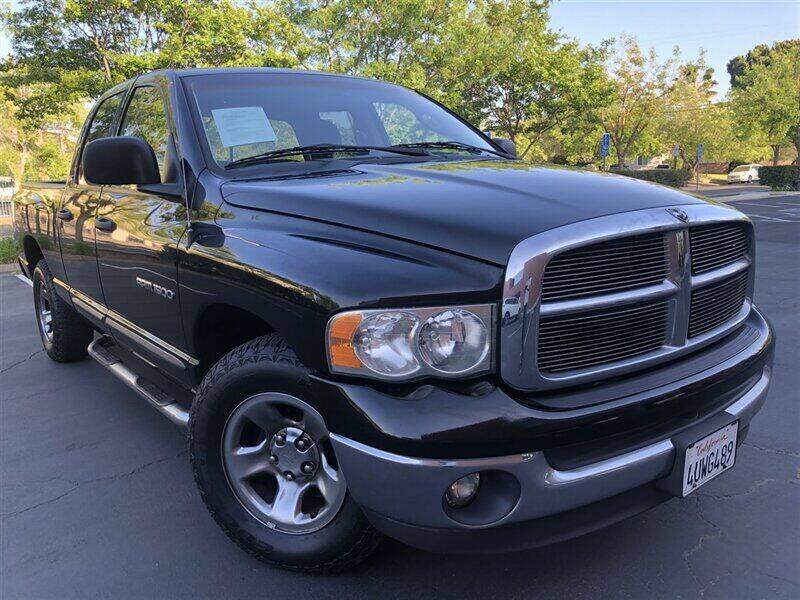 2002 Dodge Ram Pickup 1500 for sale at Stunning Auto in Sacramento CA