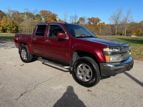 2009 Chevrolet Colorado for sale at 100% Auto Wholesalers in Attleboro MA