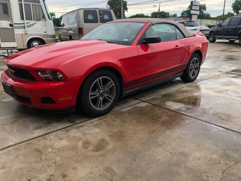2010 Ford Mustang for sale at Texas Auto Broker in Killeen TX