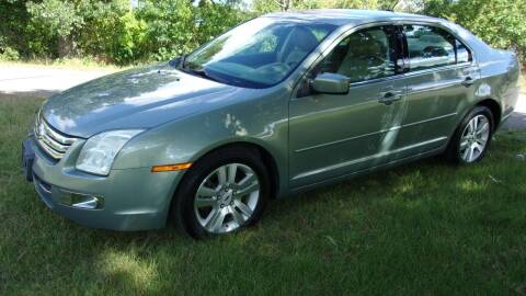 2009 Ford Fusion for sale at North Star Auto Mall in Isanti MN
