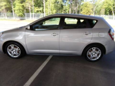 2009 Pontiac Vibe for sale at West End Auto Sales LLC in Richmond VA