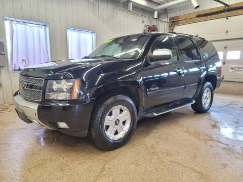 2007 Chevrolet Tahoe for sale at Sand's Auto Sales in Cambridge MN