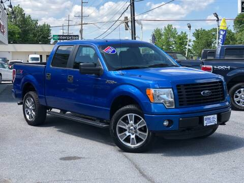 2014 Ford F-150 for sale at Jarboe Motors in Westminster MD