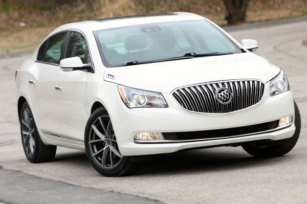 2014 Buick LaCrosse for sale at MGM Motors LLC in De Soto KS