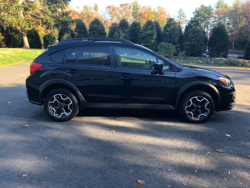 2015 Subaru XV Crosstrek for sale at DON'S AUTO SALES & SERVICE in Belchertown MA