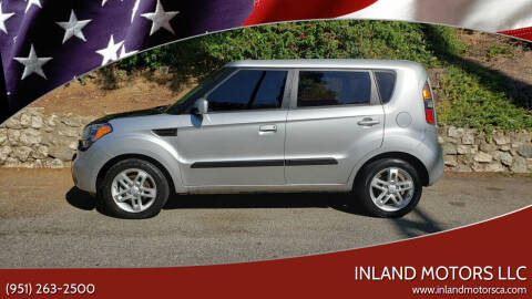 2010 Kia Soul for sale at Inland Motors LLC in Riverside CA