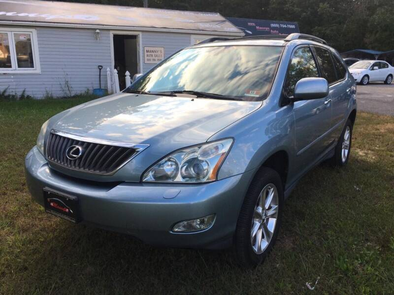2009 Lexus RX 350 for sale at Manny's Auto Sales in Winslow NJ