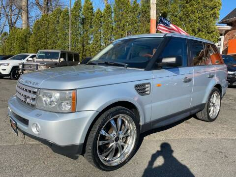 2008 Land Rover Range Rover Sport for sale at Bloomingdale Auto Group in Bloomingdale NJ