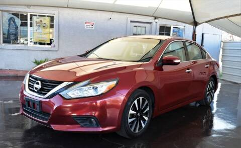 2018 Nissan Altima for sale at 1st Class Motors in Phoenix AZ