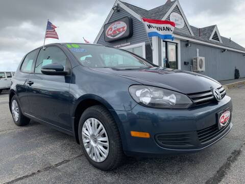 2010 Volkswagen Golf for sale at Cape Cod Carz in Hyannis MA