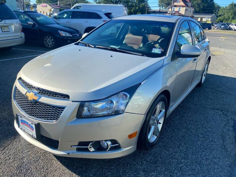 2014 Chevrolet Cruze for sale at MFT Auction in Lodi NJ
