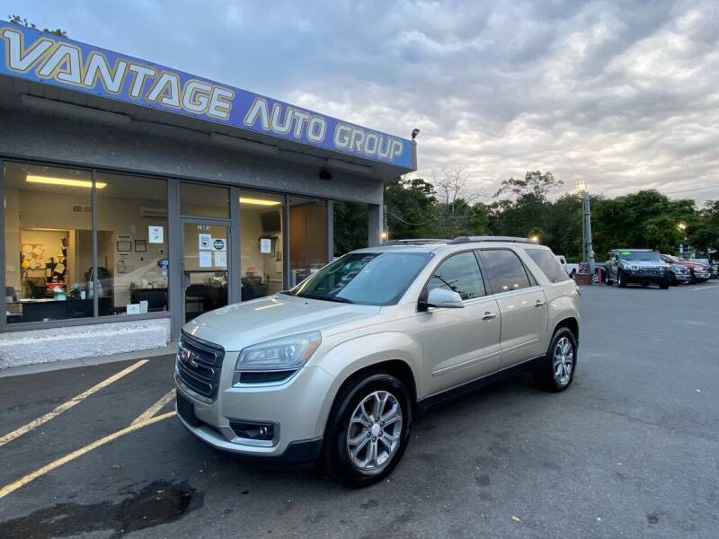2013 GMC Acadia for sale at Vantage Auto Group in Brick NJ
