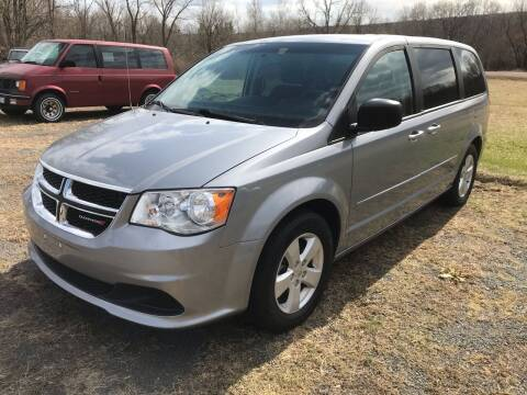 2013 Dodge Grand Caravan for sale at Riverside Auto Sales in Saint Croix Falls WI