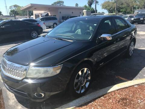 2008 Lincoln MKZ for sale at AutoVenture Sales And Rentals in Holly Hill FL