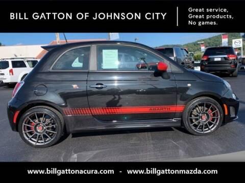 2012 FIAT 500 for sale at Bill Gatton Used Cars - BILL GATTON ACURA MAZDA in Johnson City TN