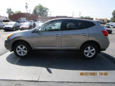 2013 Nissan Rogue for sale at Taylorsville Auto Mart in Taylorsville NC