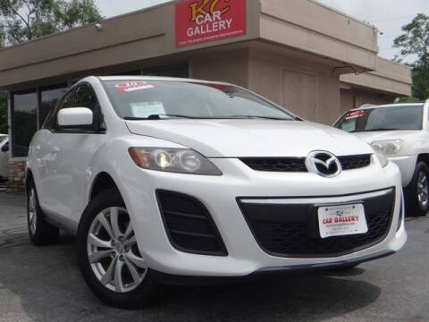 2010 Mazda CX-7 for sale at KC Car Gallery in Kansas City KS