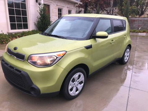2015 Kia Soul for sale at Finish Line Motors in Tulsa OK