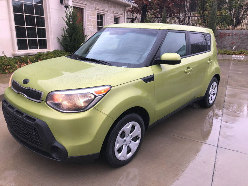 2015 Kia Soul for sale at Finish Line Motors in Tulsa OK