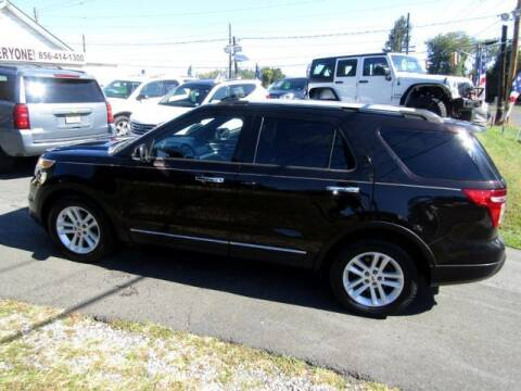 2013 Ford Explorer for sale at American Auto Group Now in Maple Shade NJ