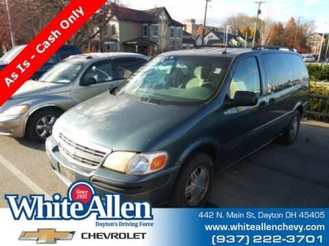 2004 Chevrolet Venture for sale at WHITE-ALLEN CHEVROLET in Dayton OH