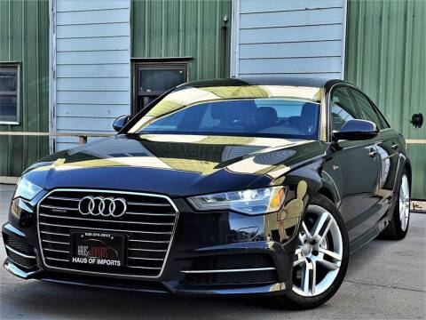 2016 Audi A6 for sale at Haus of Imports in Lemont IL