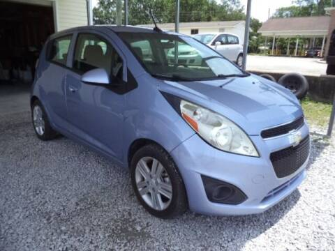 2014 Chevrolet Spark for sale at PICAYUNE AUTO SALES in Picayune MS