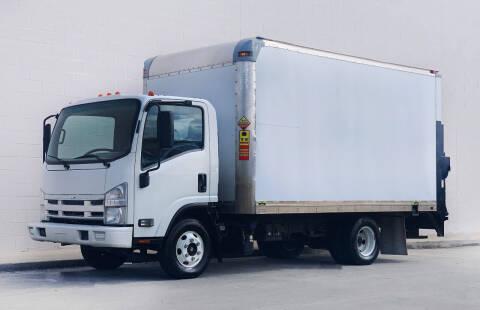 2012 Isuzu NPR for sale at Houston Auto Credit in Houston TX