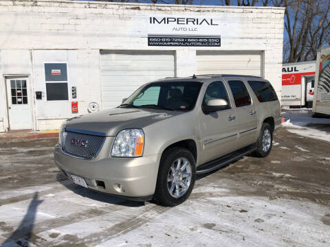 2013 GMC Yukon XL for sale at Imperial Auto of Slater in Slater MO