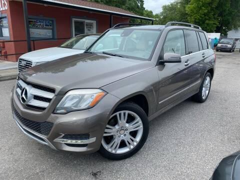 2015 Mercedes-Benz GLK for sale at CHECK  AUTO INC. in Tampa FL