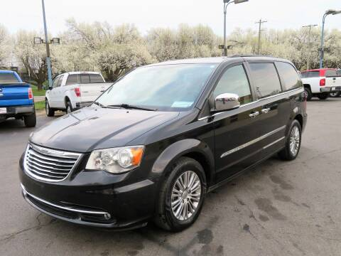 2013 Chrysler Town and Country for sale at Low Cost Cars North in Whitehall OH