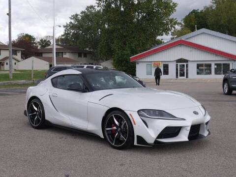 2020 Toyota GR Supra for sale at Park Place Motor Cars in Rochester MN