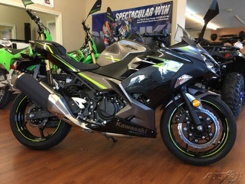 2021 Kawasaki NINJA 400 ABS SPECIAL EDITION for sale at ROUTE 3A MOTORS INC in North Chelmsford MA