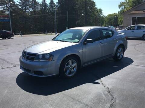 2014 Dodge Avenger for sale at Patriot Motors in Cortland OH