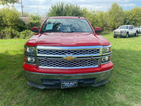 2015 Chevrolet Silverado 1500 for sale at Lewis Blvd Auto Sales in Sioux City IA
