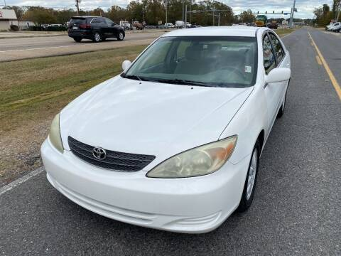 2002 Toyota Camry for sale at Double K Auto Sales in Baton Rouge LA