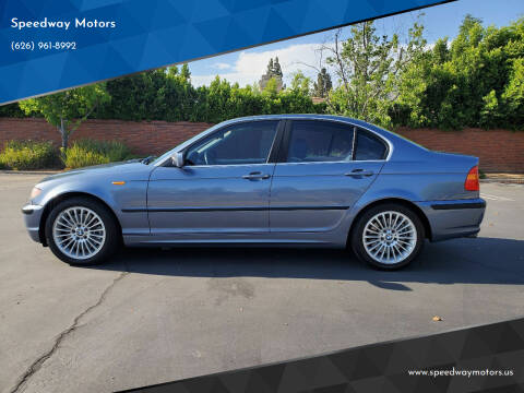 2002 BMW 3 Series for sale at Speedway Motors in Glendora CA
