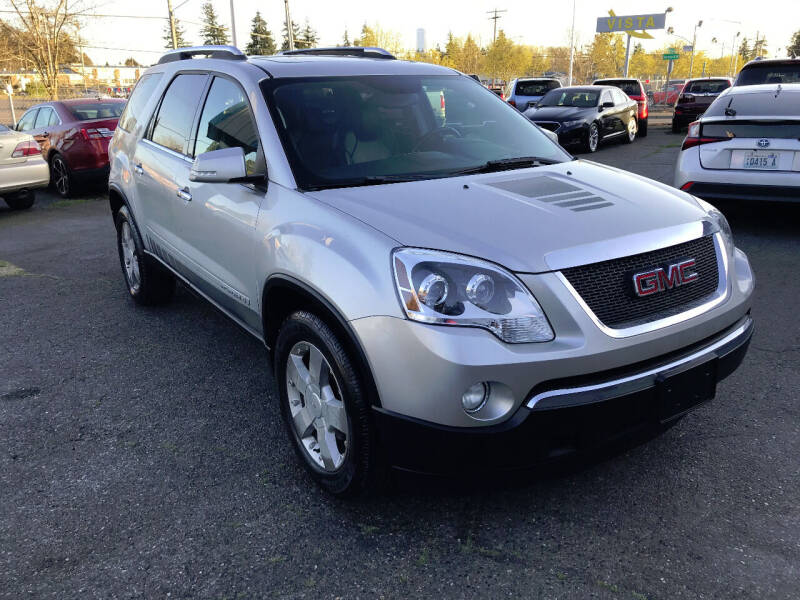 2008 GMC Acadia for sale at Autos Cost Less LLC in Lakewood WA