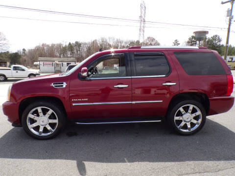2010 Cadillac Escalade for sale at Cambria Cars in Mooresville NC