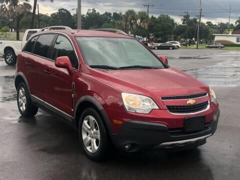 2014 Chevrolet Captiva Sport for sale at Consumer Auto Credit in Tampa FL