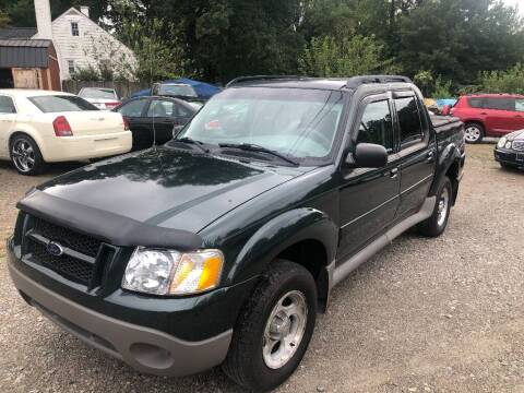 2003 Ford Explorer Sport Trac for sale at Deme Motors in Raleigh NC