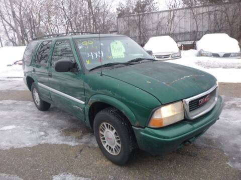 1999 GMC Jimmy for sale at Country Side Car Sales in Elk River MN